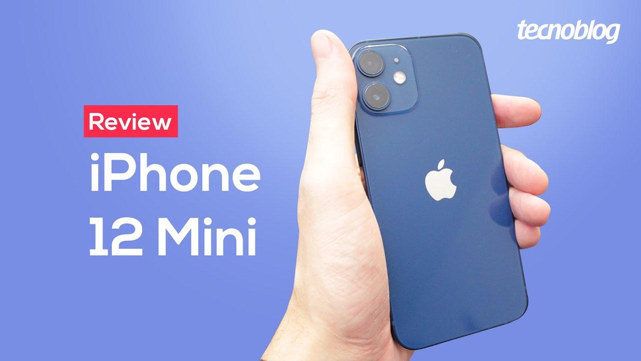 iPhone 12 Mini - Review Tecnoblog