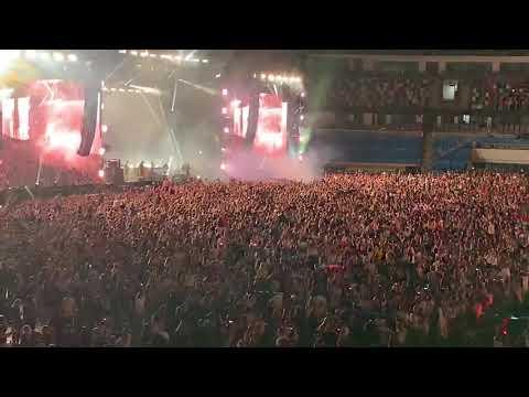 Макс Корж. Самое мощное исполнение песни «Слово пацана» в Минске среди 35 тысяч человек