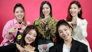 Download lagu ITZY Plays Who's Who