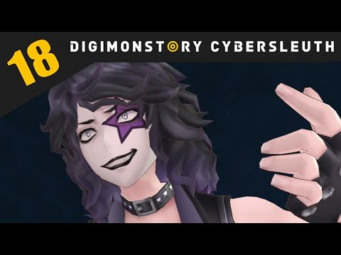 Digimon Story: Cyber Sleuth PS4 / PS Vita Let's Play Walkthrough Part 18 - I Am Jimiken YAHOOOOOO!