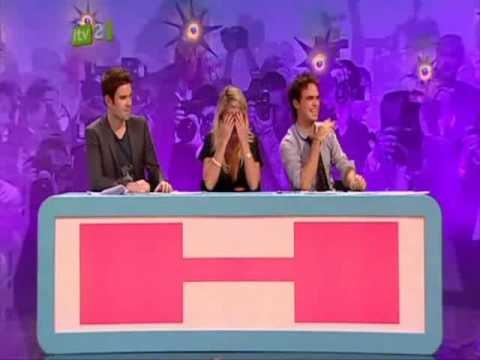 Celebrity Juice | I'll Come Over You | Holly Willoughby | ITV