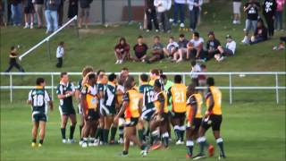 PNG Kumuls vs  Ipswich Centennial XIII - Compiled video clips