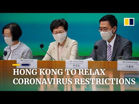 hong-kong-to-distribute-reusable-masks,-relax-coronavirus-restrictions