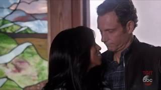 Scandal 7x10 Opening Scene Olvia and Fitz Go to Vermont