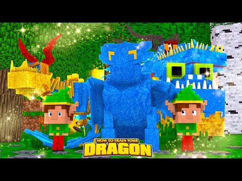 ELF DRAGONS & THE ELF NATION ALLIES! - How To Train Your Dragon