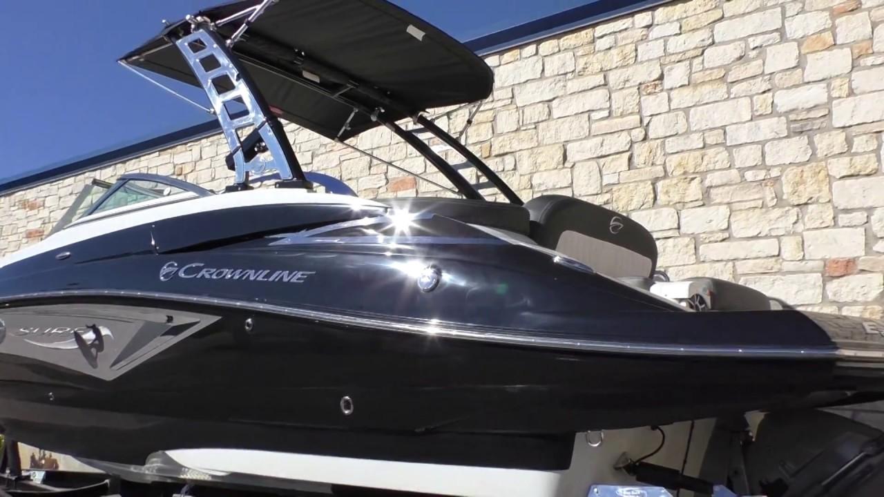 2019 Crownline Eclipse 255 Surf For Sale at Austin Boats & Motors