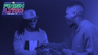 Todd Gurley, YG Link Up to Rap 'Big Bank' and Chop It Up in the Studio