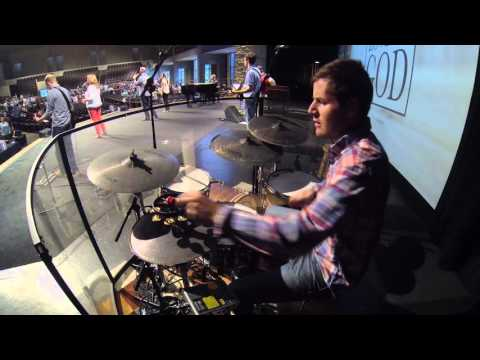 Here For You - Matt Redman (Live Drums)