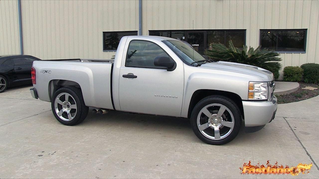 High Country Chevy >> ZR1 Powered Silverado Truck - YouTube