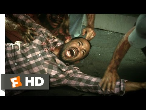 Zombie Apocalypse (1/10) Movie CLIP - Shoot, Slash, Save (2011) HD