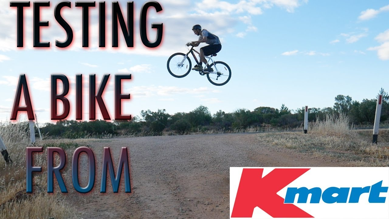 Buying And Testing A Department Store Bike Youtube