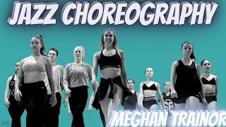 COMMERCIAL JAZZ ROUTINE // NO EXCUSES - Meghan Trainor //