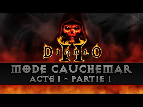 Vidéo d'Alderiate : [FR] ALDERIATE - DIABLO II LOD - 1.14D - CAUCHEMAR - PALADIN - ACTE I PARTIE I