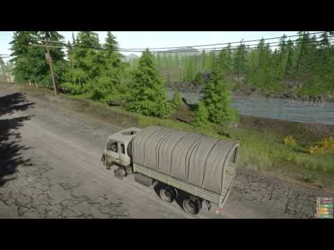 Miscreated Fast Travel