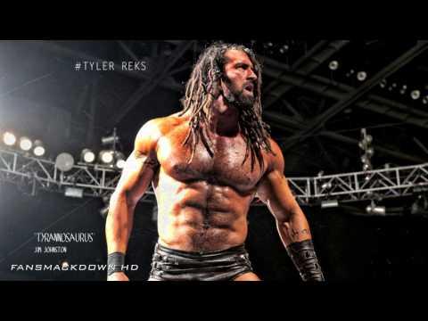 "WWE | ""Tyrannosaurus"" by Jim Johnston (Tyler Reks 3rd Theme Song)"