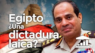¿Puede EGIPTO convertirse en un país LAICO?  - VisualPolitik
