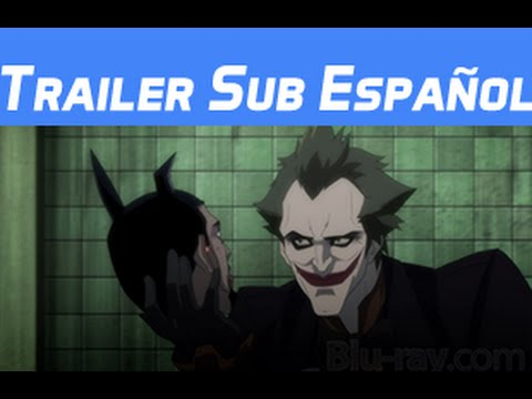 Batman Assault on Arkham Trailer Subtitulado Español