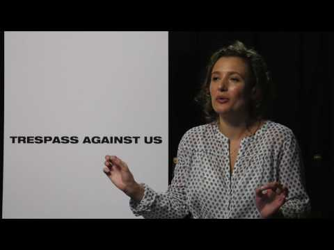 Lyndsey Marshal talks 'Trespass Against Us'  What She Said