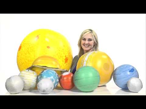 giant inflatable solar system set - photo #22