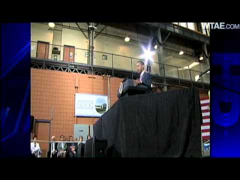 Obama Pushes High-Tech Manufacturing Investment In Pittsburgh