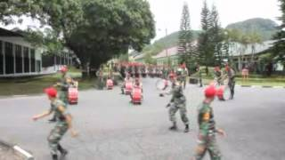Canka Lokananta Akademi Militer - Akabri Darat