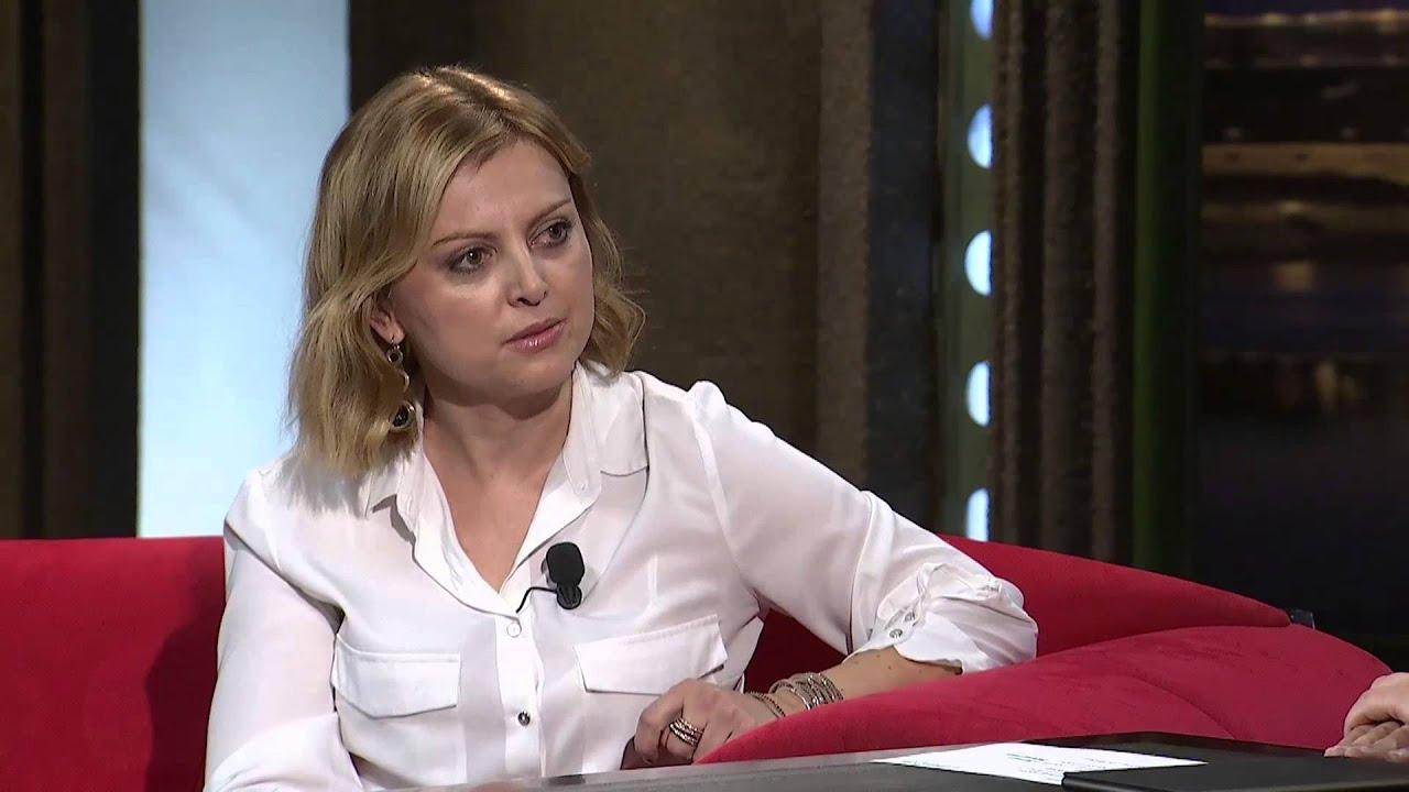2. Eva Urbaníková - Show Jana Krause 12. 11. 2014