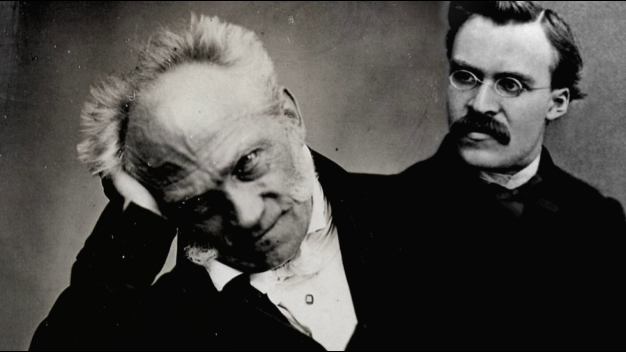Image result for nietzsche and schopenhauer