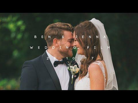 Ben & Jenna  - Wedding Film - 28.10.17