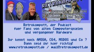 RETROKOMPOTT PODCAST - 006 - Deutsche Firmen Part 2 (18.12.2015)