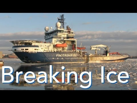 Nuclear Icebreakers; the wrecking ball of the seas