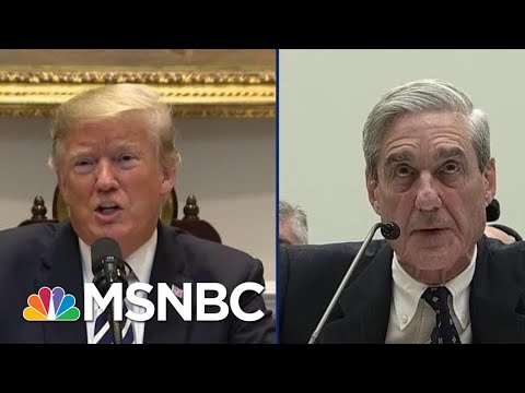 Watergate Lawyer: Mueller's Trump Probe 'More Serious' Than Nixon | The Beat With Ari Melber | MSNBC