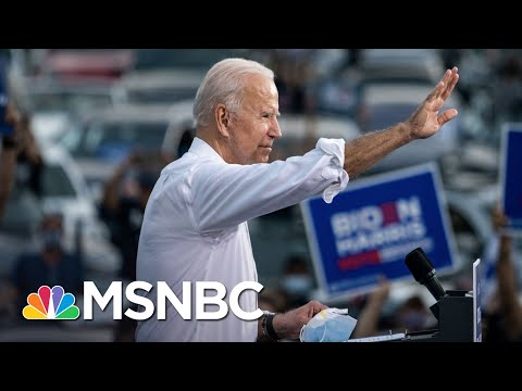 Fmr. Obama Aide Robert Gibbs: This Is Biden's Race To Lose | The 11th Hour | MSNBC