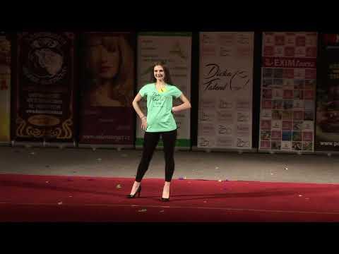 ÚSTÍ NAD LABEM : Dívka talent 2018 celý záznam