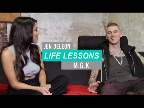 "Machine Gun Kelly: ""When I'm With Her, Nothing Else Matters."""