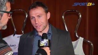 SportDi+ intervista...Stefano Baldini