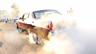 WhipAddict: Stunt Classic 5 Car Show Part 2, Custom Cars Swervin' Stuntin' Burnouts Donuts