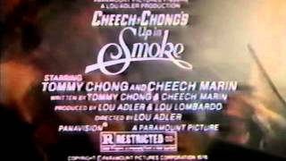 Up in Smoke 1978 TV trailer