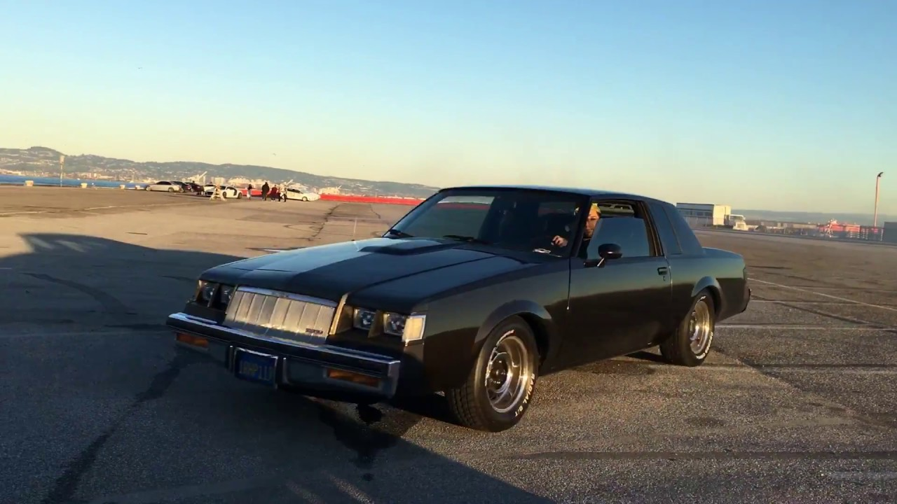 2016 Buick Grand National >> Buick Regal 1986 LS1 - Donuts - YouTube