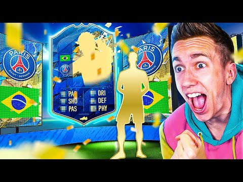 OMG! 3 LIGUE 1 TOTS PLAYERS IN A ROW!!! (FIFA 20 PACK OPENING)
