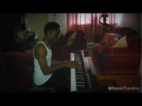 Best Thing I Never Had - @Beyonce Piano Cover by @SimonTLendore