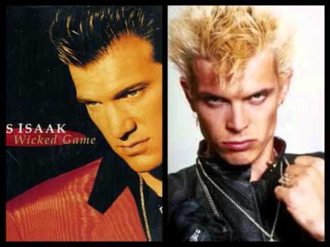 Chris Isaak / Billy Idol....  Wicked Wedding