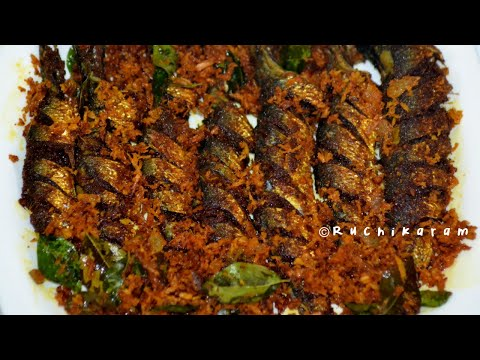 മലബാർ സ്പെഷ്യൽ മത്തി പൊരിച്ചത് | Malabar Special Sardine Fry | Special Mathi Fry | Mathi Porichathu