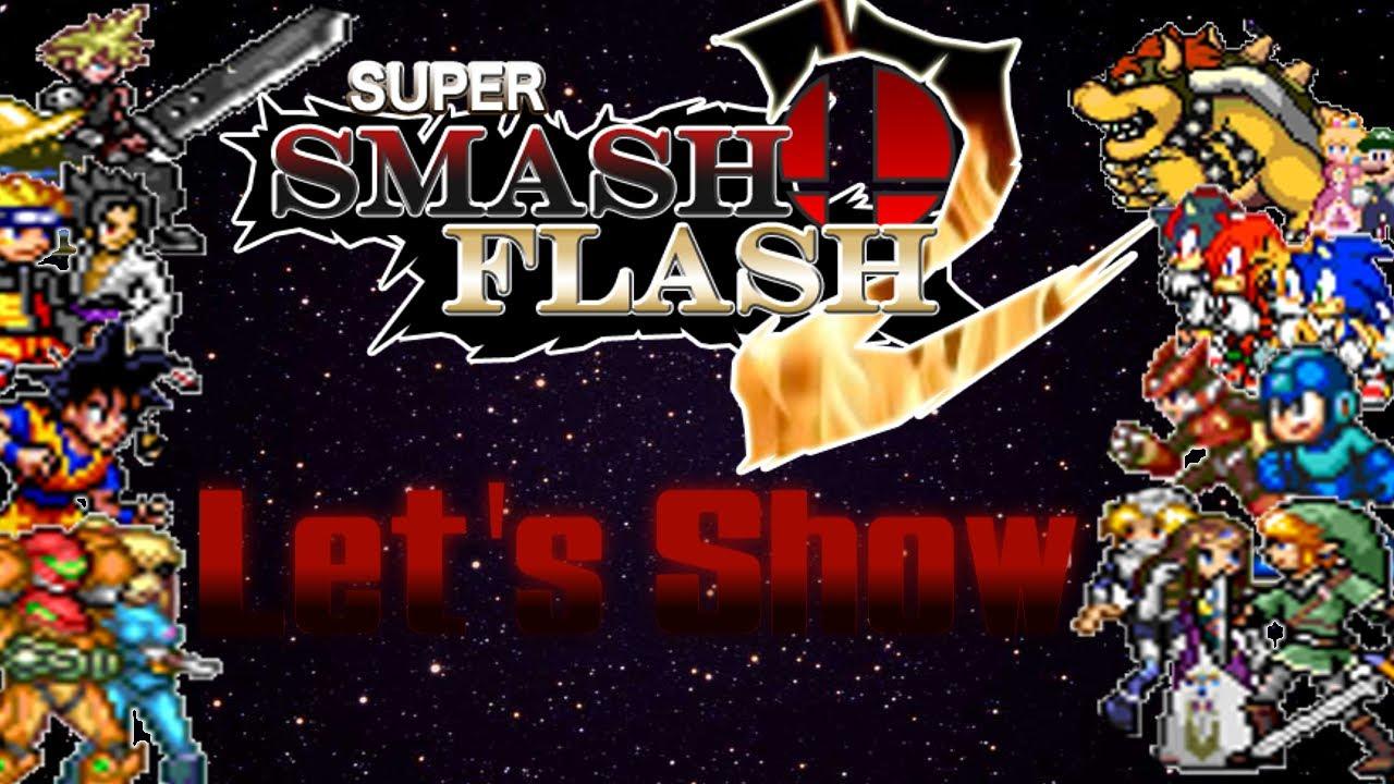 Super Smash Flash 0
