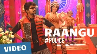 police songs raangu video song vijay samantha amy jackson atlee gvprakash kumar