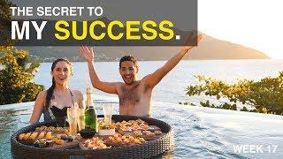 The Secret to My Success.