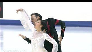"[HD] Abitbol &  Bernadis - ""Angel and Devil"" 2000/2001 GPF - Final Round Free Skating"