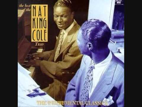 """""""That's All""""Nat King Cole"""
