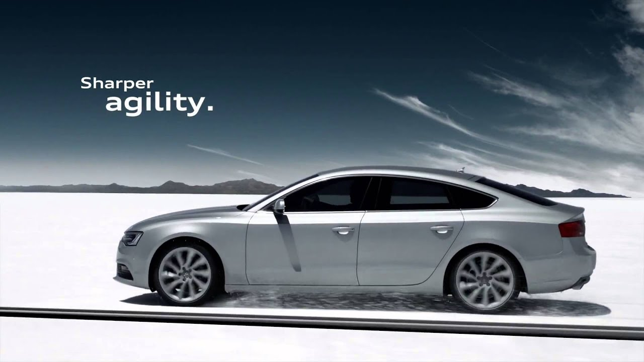 Audi A6 Wallpaper Hd Audi A5 Sportback 2013 Hd Dealer Promo Commercial Carjam