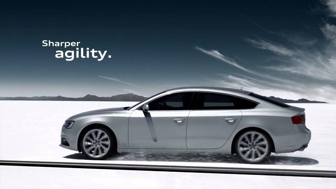 Audi A5 Sportback 2013 Hd Dealer Promo Commercial Carjam