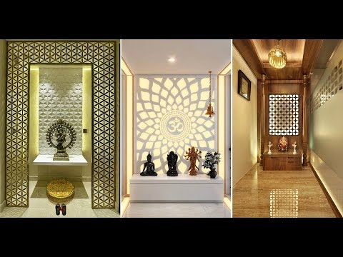 30 Latest Pooja Room Design | Indian Puja Room Design Ideas | Mandir Designs- Plan N Design